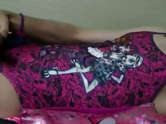 Cum on my Swimsuits Monster High