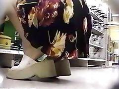 Miniskirt, Costume, Extreme, Japanese, Panties, Public