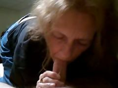Grandma, Amateur, Grandma, Sucking