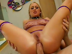 All, Anal, Blonde, Boobs, Fishnet, HD