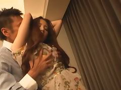 Awesome Hardcore and Blowjob Action with Gorgeous Asian Teen Ayaka Tomoda