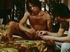 Retro 1970s Hairy Pussy Teen Gets Fucked