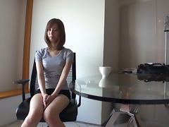 Naughty Japanese Babe Uses Toys And A Dick To Get Off