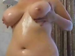 Bath, Bath, Chubby, Dirty, Shower, Teen BBW
