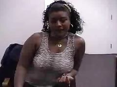 Audition 23 yo Curvy Ebony Girl