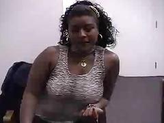 Audition 23 yo Curvy Ebony Girl