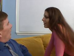 Stepfather, Asshole, Lick, Lingerie, Older, Stepfather