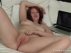 Yankscom gorgeous ginny denmarc