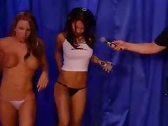 hardvideostube Two Girls Ride Sybian