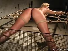 Angelic Diamond the domination victim gets pounded