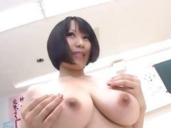 Yuuki Maeda And Kana Ohori Share Two Guys In A Foursome