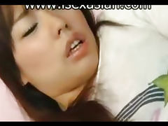 Asian girl in blue jeans bizzare sex