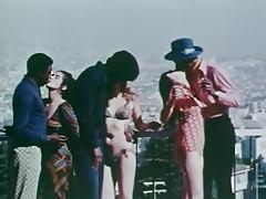 American, American, Interracial, 1970, Historic Porn