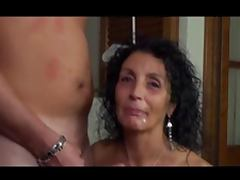 German, Fingering, German, Italian, German Mature