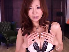 Yuzu Ogura gets mouth fucked and enjoys some naughty banging