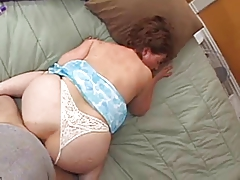 Wrinkled, Aged, Cougar, Mature, Sex, Mother