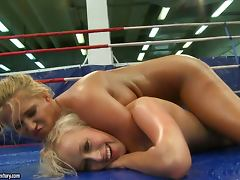 Linda Ray versus Teena Dolly the winner gets everything
