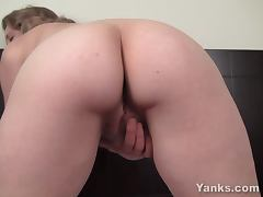 Amateur Hairy Pussy Rubbed