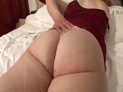 Solo Chubby Mature Toying Around