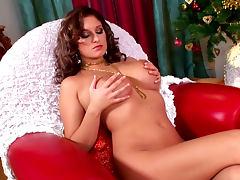 All, Babe, Big Tits, Curly, Lingerie, Masturbation