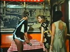 Mai Lin VS Serena 1982 scene 1