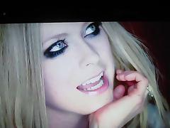 Avril Lavigne Cumshot 7