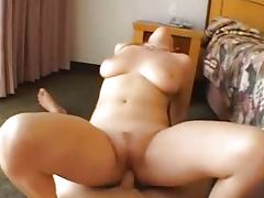 British slut Alicia Rhodes gets fucked