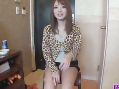 Horny Nana Asano Fucks Until She Creampied
