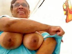 Black Mature Show All on webcam