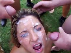 Blinded By cum 2