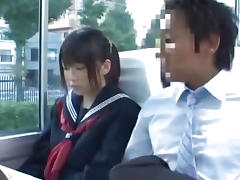 Train, Asian, Blowjob, Teen, Train, Upskirt