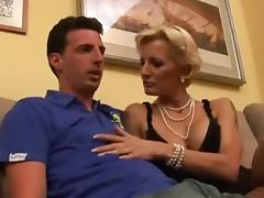Italian Mom and NOT her Son porn video