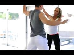 Brandi Love Goes For Training porn video