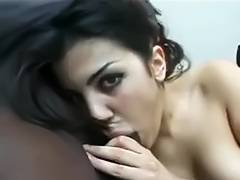 Aylar Lie has some Dark Wang Joy porn video