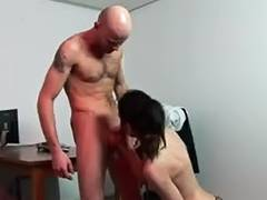 Dutch sex police interrogation with bjs and fucking