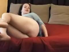 Cute curvy mother i'd like to fuck acquires it in the gazoo after foot show