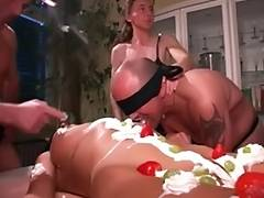 German swingers in a hot xxx orgy