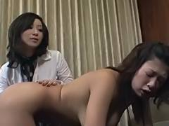 Japanese Lesbian Babes So U Desire to Ride Like A Jockey porn video