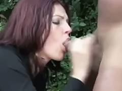 Bi Sexual Outdoor Joy