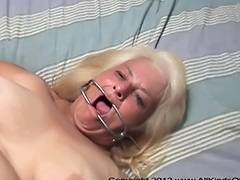 POV Anal 60 Year Old Granny Wanda Acquires Fastened A Hole Screwed