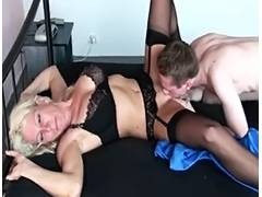 Creampie In Her Pierced Mother I'd Like To Fuck Bawdy Cleft