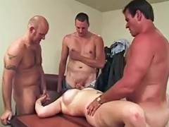 Large Titted Dana three Boyfrends double penetration And Hot Anal