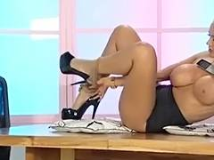 Heels, European, Fetish, Heels, Nylon