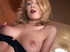 Golden Haired Dark PH Sex TheNylonLover