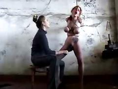 BDSM, BDSM, German, Tease