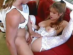 Retro cute sexy babe - Nice boobs - Anal