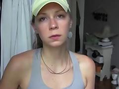 Maria Sharapova Sexy Grunting and Interview