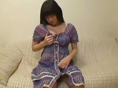 japanese youthful cute hot girl masturbation shows her muff