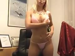 undress tease masturbating sex toy fingers