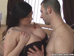 Big Tits Simone Stephens Pounded Hard